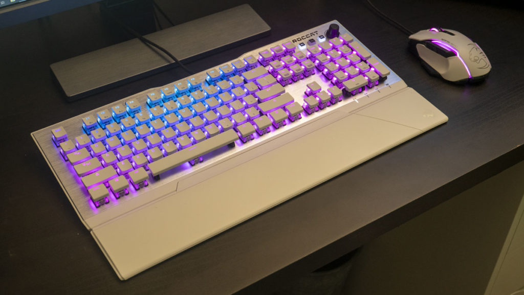 Roccat Vulcan 122 AIMO gaming keyboard