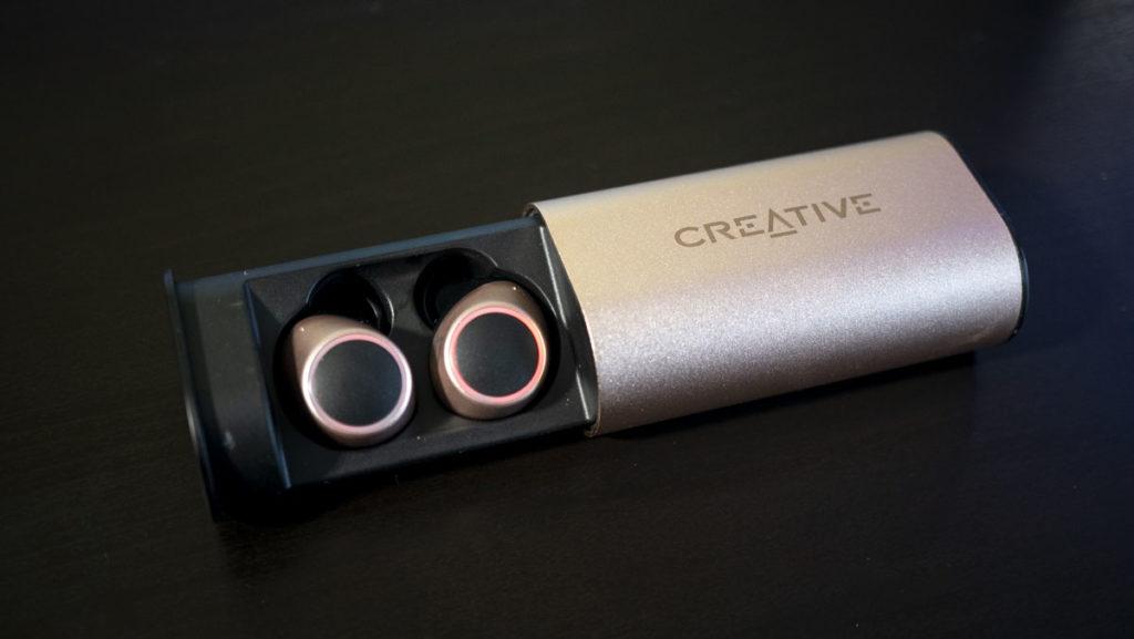 مراجعة سماعات الأذن الإبداعية Creative Outlier Gold TWS اللاسلكية
