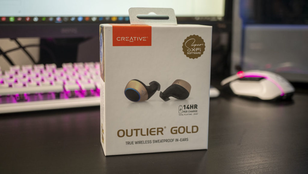 Creative Outlier Gold TWS Wireless Earbuds Review