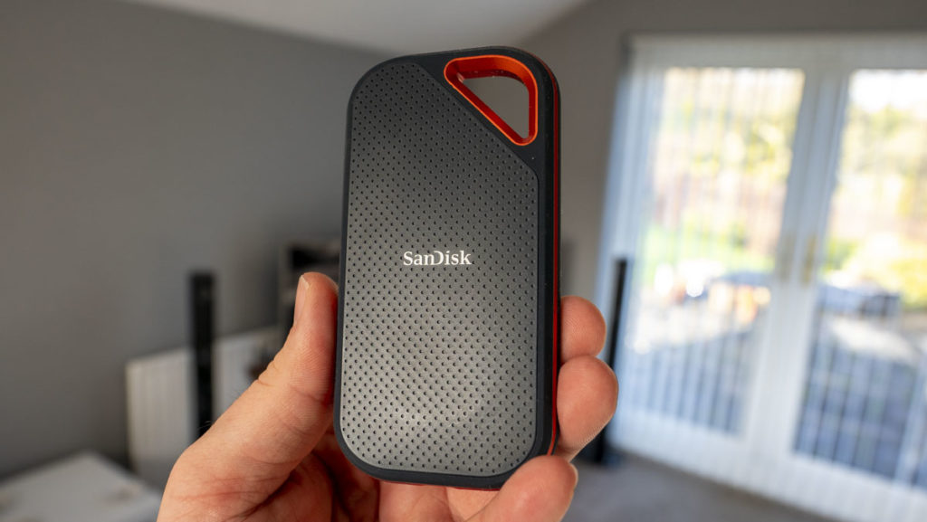 sandisk extreme pro portable 500gb ssd
