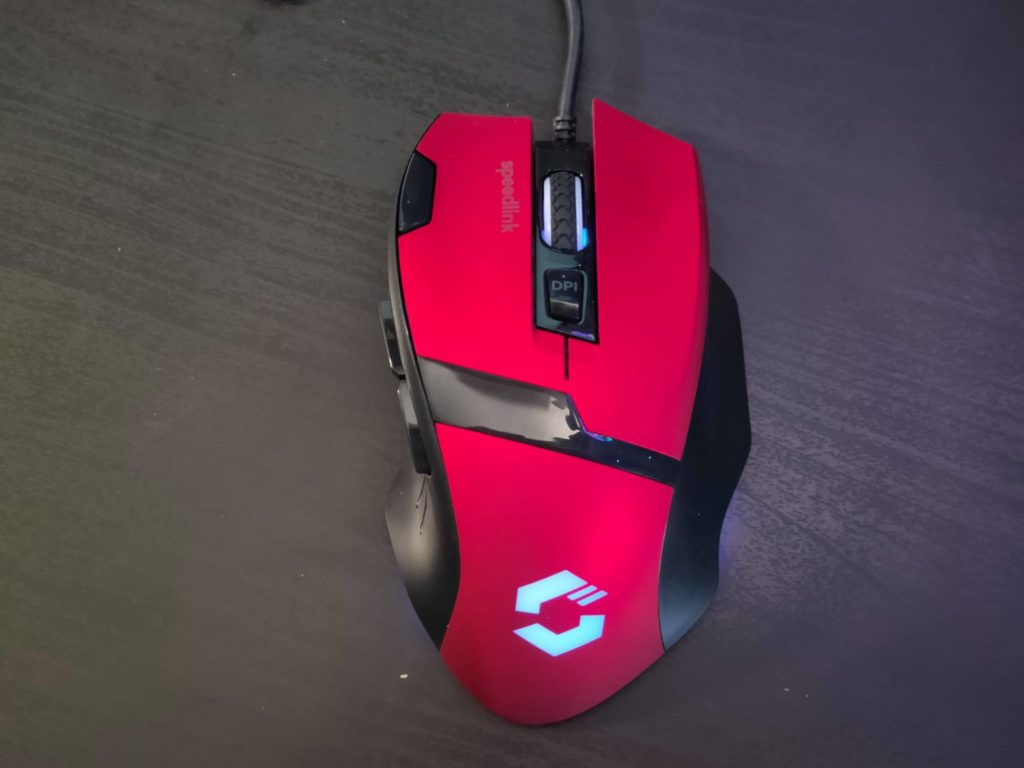 speedlink vades gaming mouse