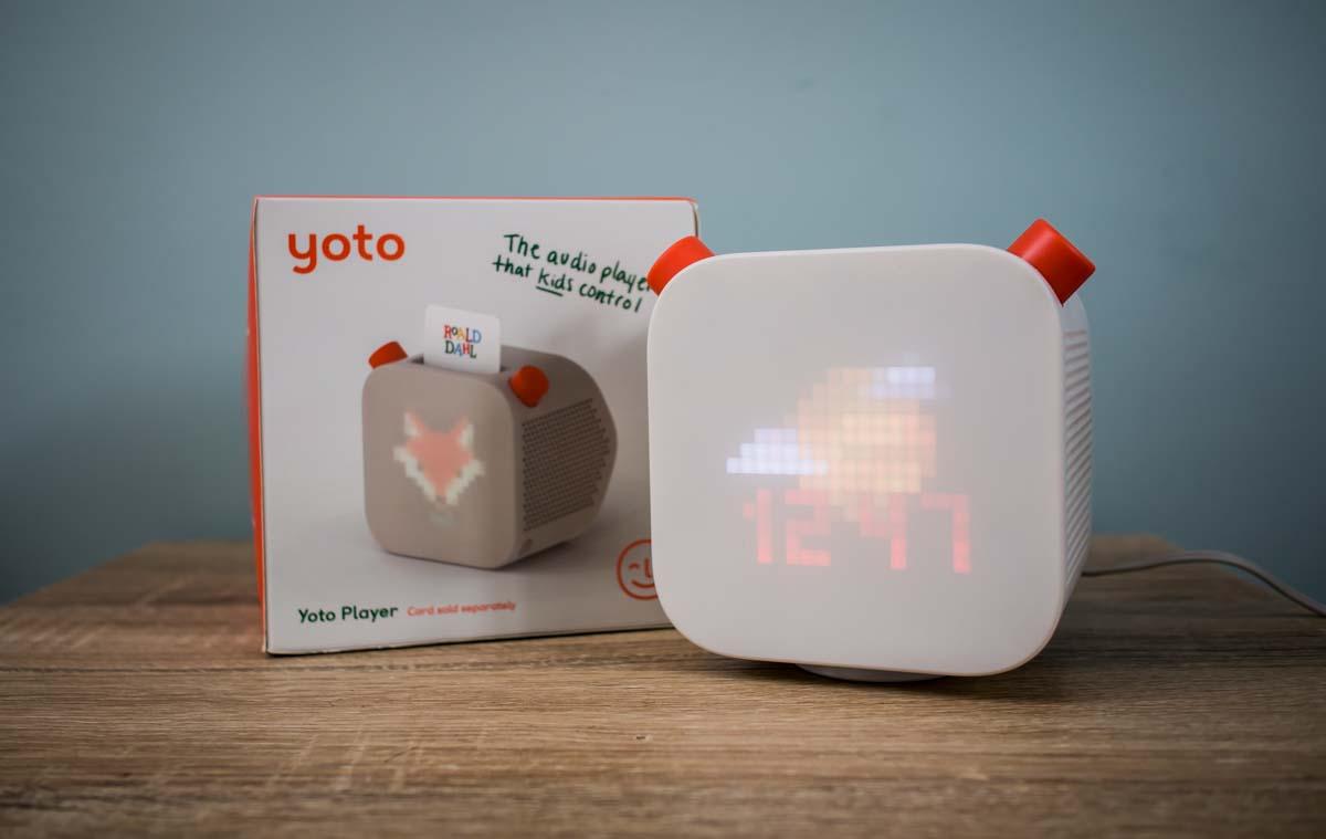 Đánh giá người chơi Yoto 3
