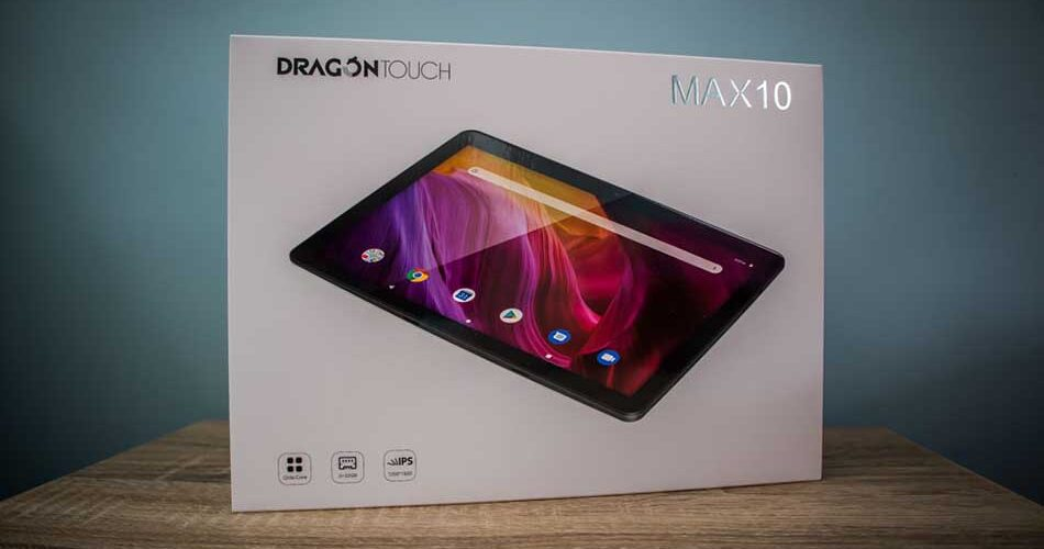 Dragon Touch Max 10 Tablet Review Technuovo