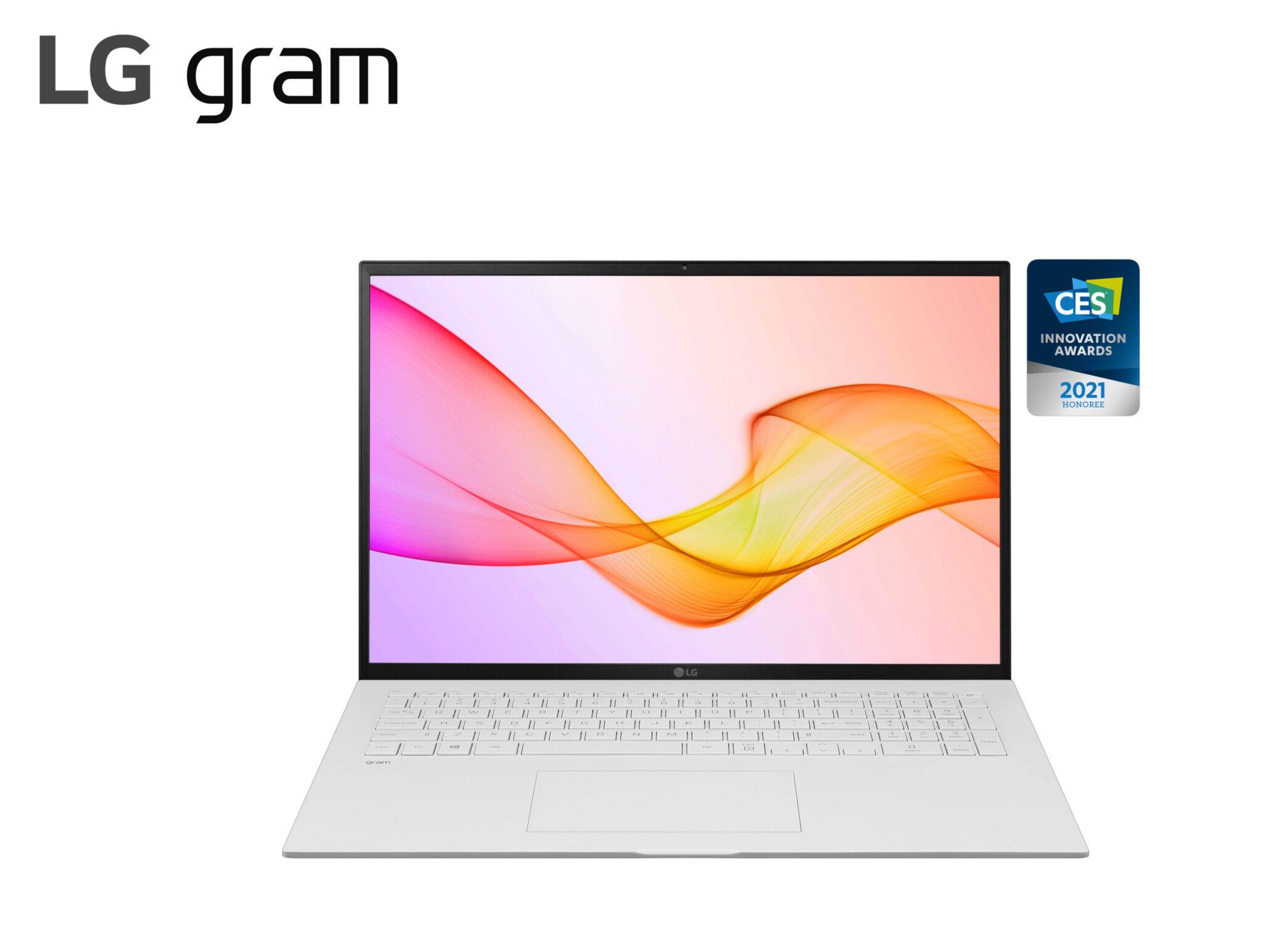 LG Unveil Brand New 2021 Gram Laptops At CES2021   TechNuovo